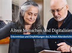 Digitale Kommunikation macht weniger einsam: Der Achte Altersbericht