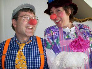 Werden Sie Clown*in im Altenheim!