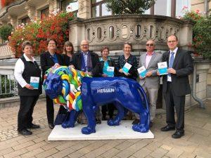 DorfMOOC gewinnt 2. Platz beim Hessischen Demografiepreis 2018