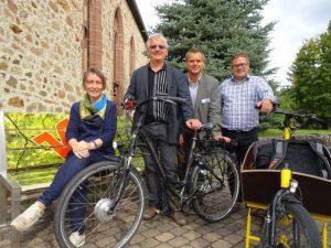 Und der Bürgermeister macht auch mit: CarSharing Konzepte für´s Land