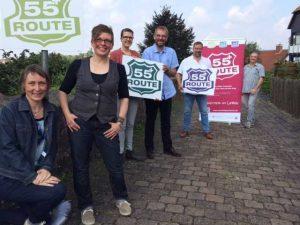 Route55plus - Projektstart für selbstorganisierte Bildung und Begegnung im ländlichen Raum