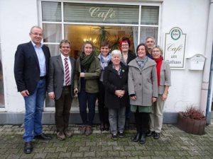 Kirche, Kommune, freie Wohlfahrt und Bürger*innen zusammen in Wabern: Veränderungen einleiten