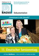 Dokumentation zum 11. Deutschen Seniorentag jetzt online