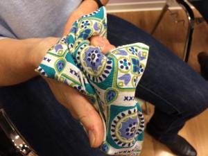 Aus der Silberschmiede: Bewegte Hände