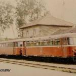 Ein Lebensrückblick: Der letzte Zug