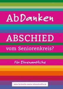 AbDanken – Abschied aus dem Seniorenkreis? Ratgebererschienen